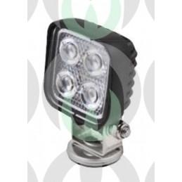 Faro da Lavoro 4 LED 800 Lumen