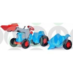 Rolly Toys Classic Trac blu...