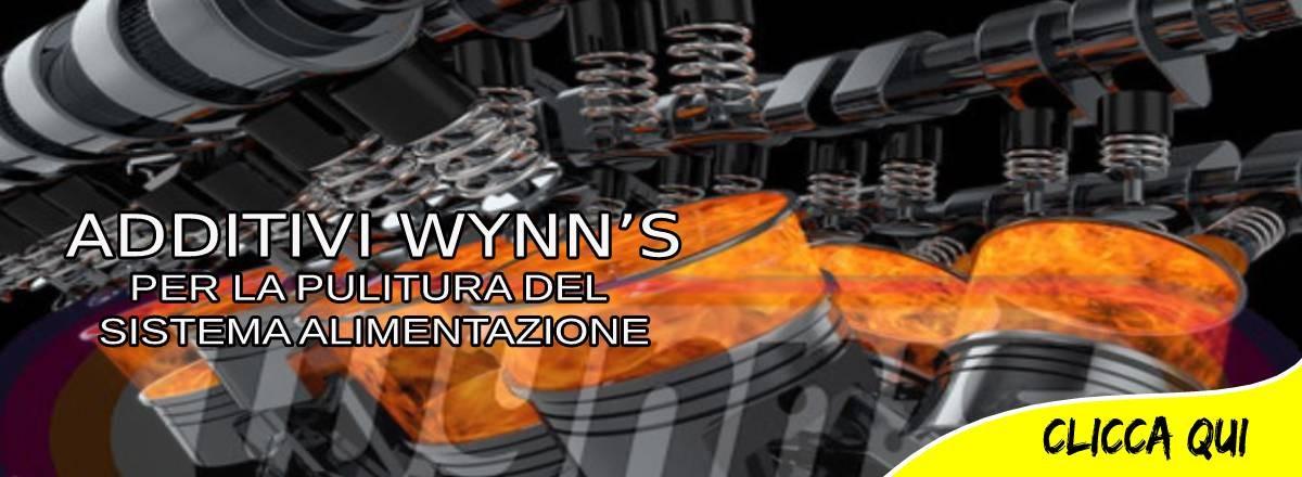 Additivi Wynn's